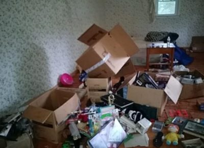 Property Cleanout in Jackson Township, New Jersey